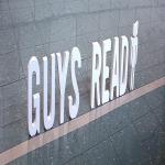 Books That Guys Read logo