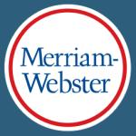 Merriam Webster Online Dictionary logo