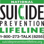 National Suicide Prevention Lifeline logo