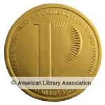 Printz Awards Books logo