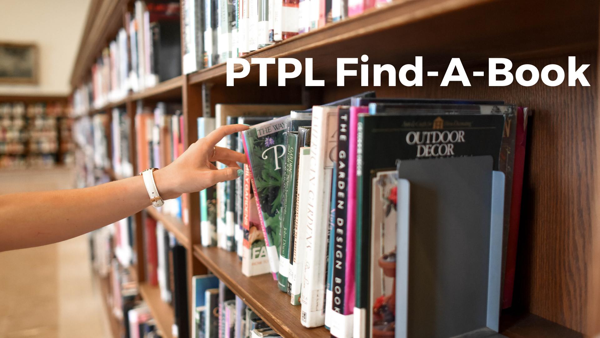 Find-A-Book logos