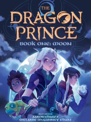 sp dragon prince book one moon